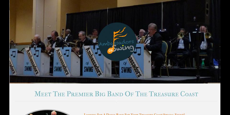 Ambassadors Of Swing Big Band