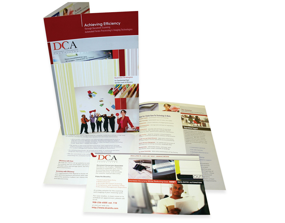 Brochure Graphic Design