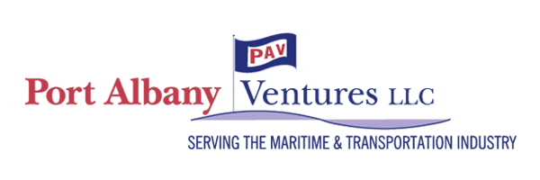 Branding Design: Port Albany Ventures
