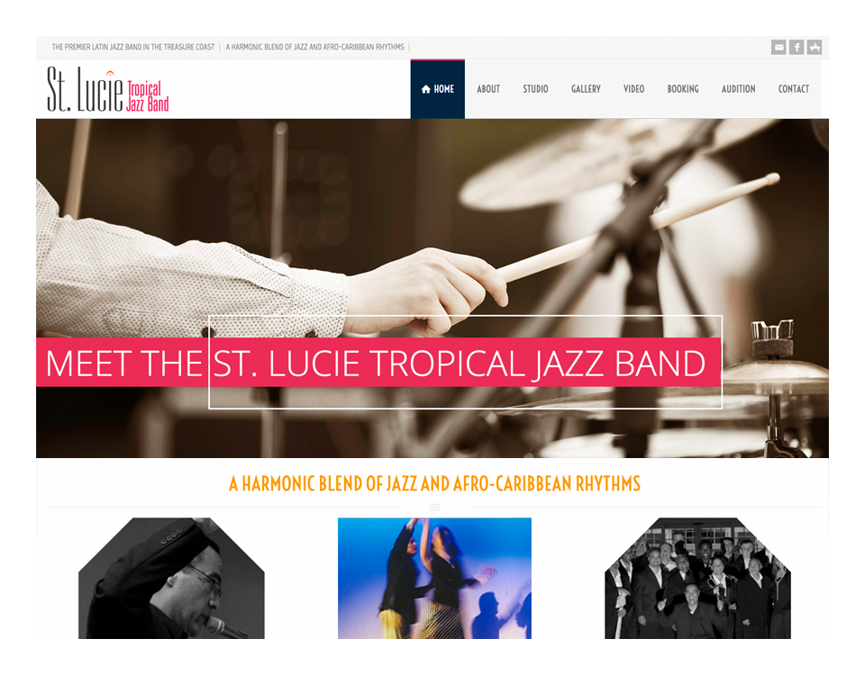 St. Lucie Tropical Jazz Band
